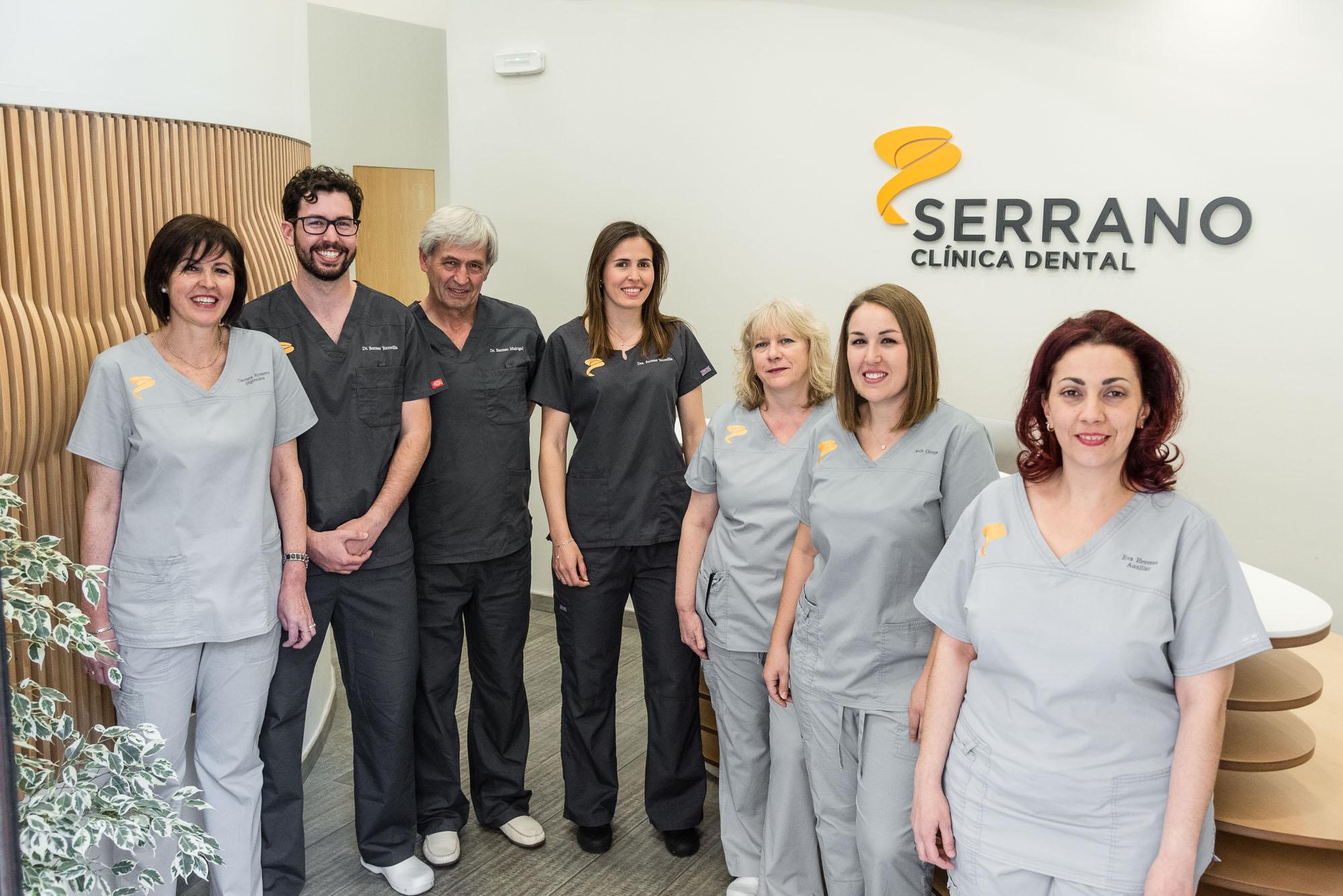Clínica dental Serrano
