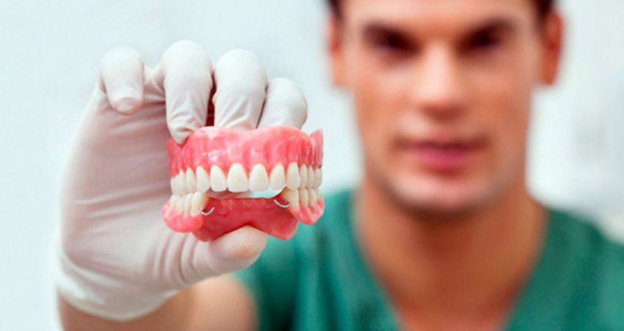 Prótesis dental en Madrid