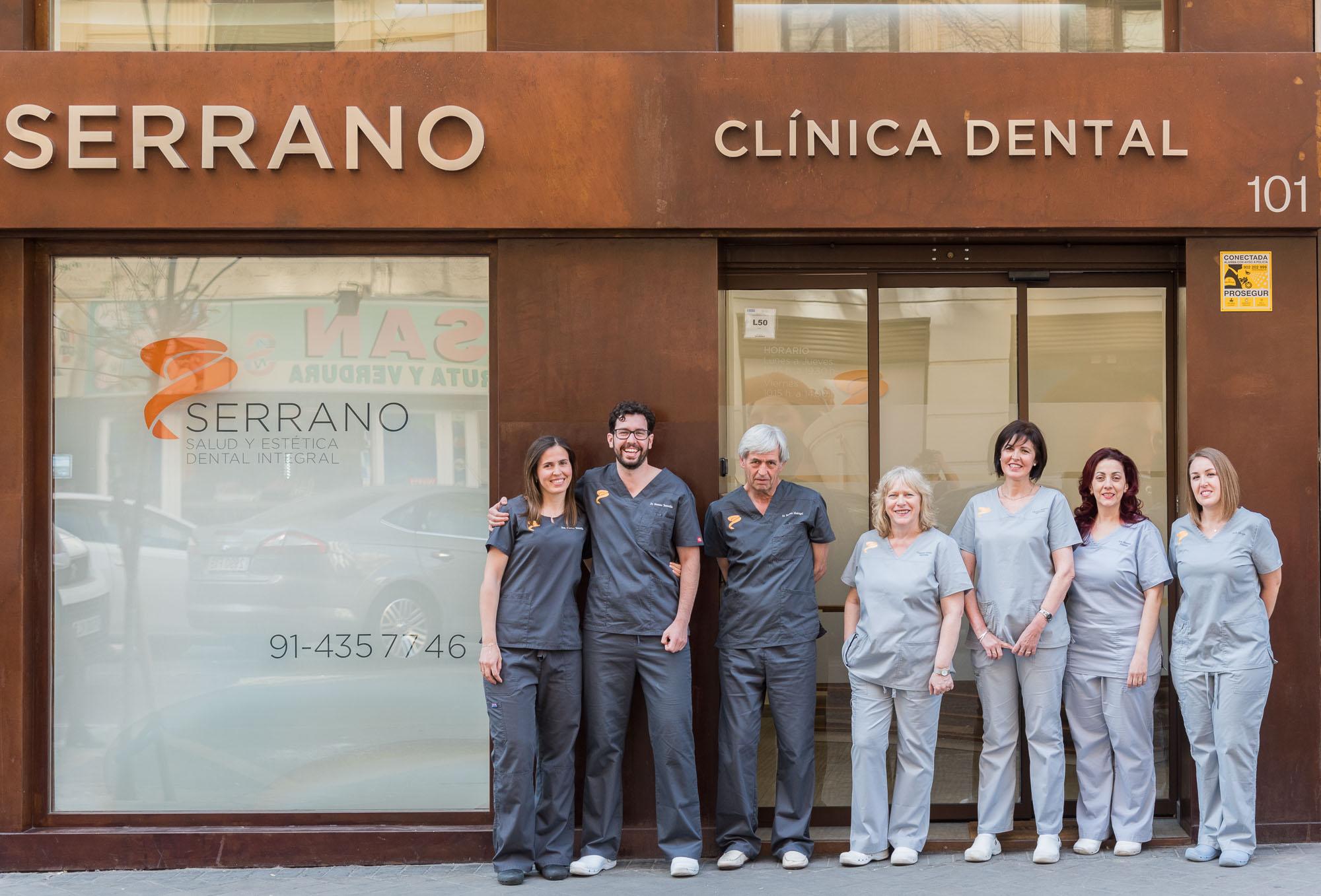 Serrano Clínica dental